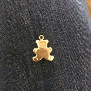 Jewelry - 14K Vintage Teddy Bear Charm